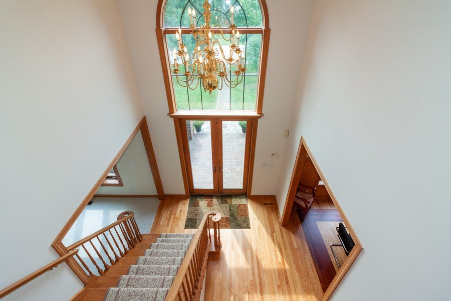 Real Estate Photography - 421 Lewis, Geneva, IL, 60134 - Staircase