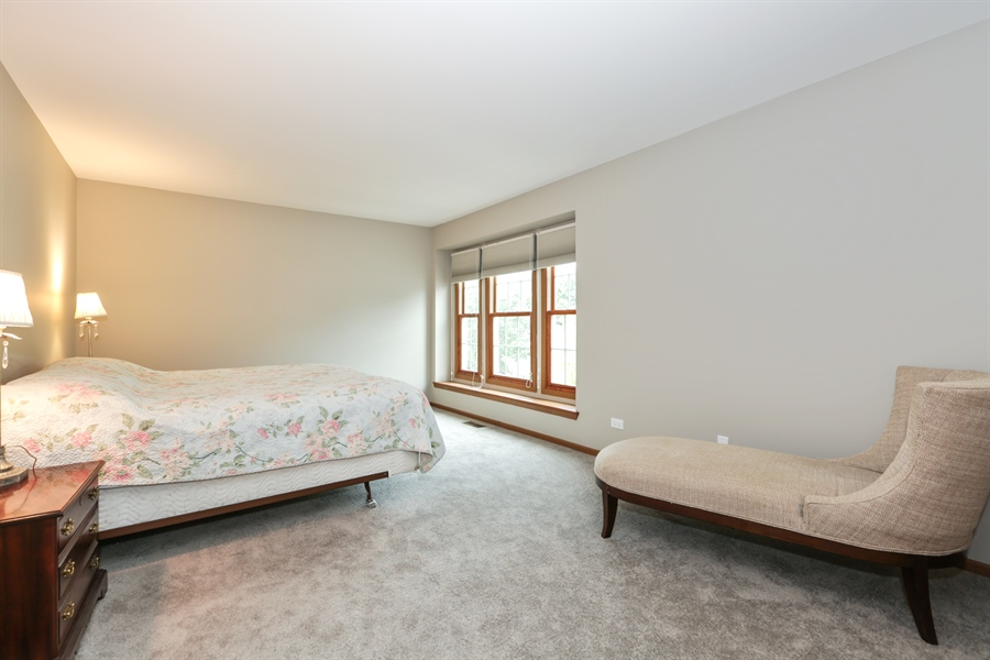 Real Estate Photography - 763 Regency, Crystal Lake, IL, 60014 - Master Bedroom