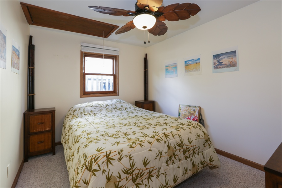 Real Estate Photography - 1527 N Harrison St, Algonquin, IL, 60102 - 2nd Bedroom