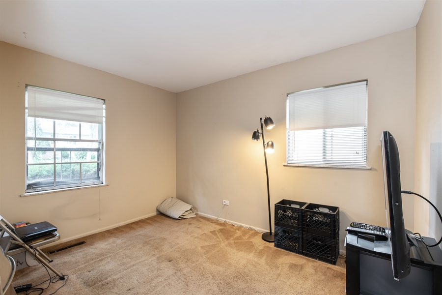 Real Estate Photography - 204 Green Ct, Streamwood, IL, 60107 - 2nd Bedroom