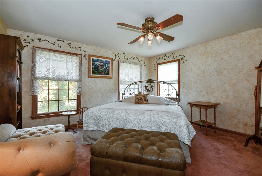 Real Estate Photography - 5N832 E. Ridgewood Drive, St. Charles, IL, 60175 - 4th Bedroom
