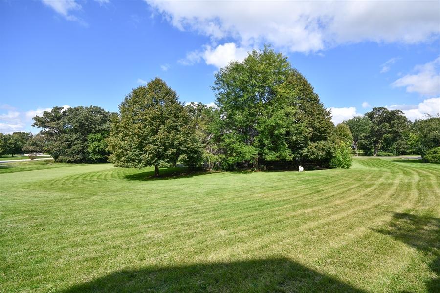 Real Estate Photography - 5N832 E. Ridgewood Drive, St. Charles, IL, 60175 - Back Yard