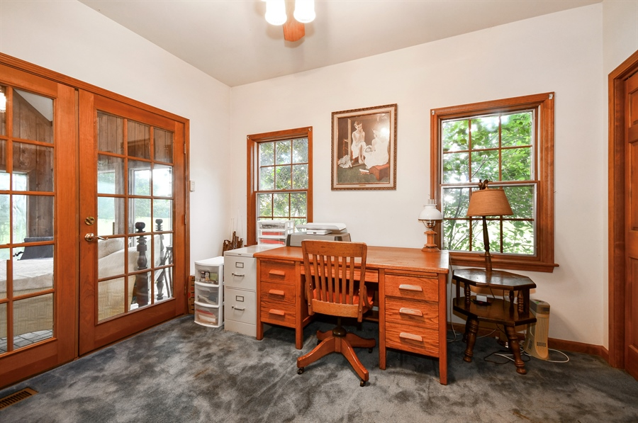 Real Estate Photography - 5N832 E. Ridgewood Drive, St. Charles, IL, 60175 - Den