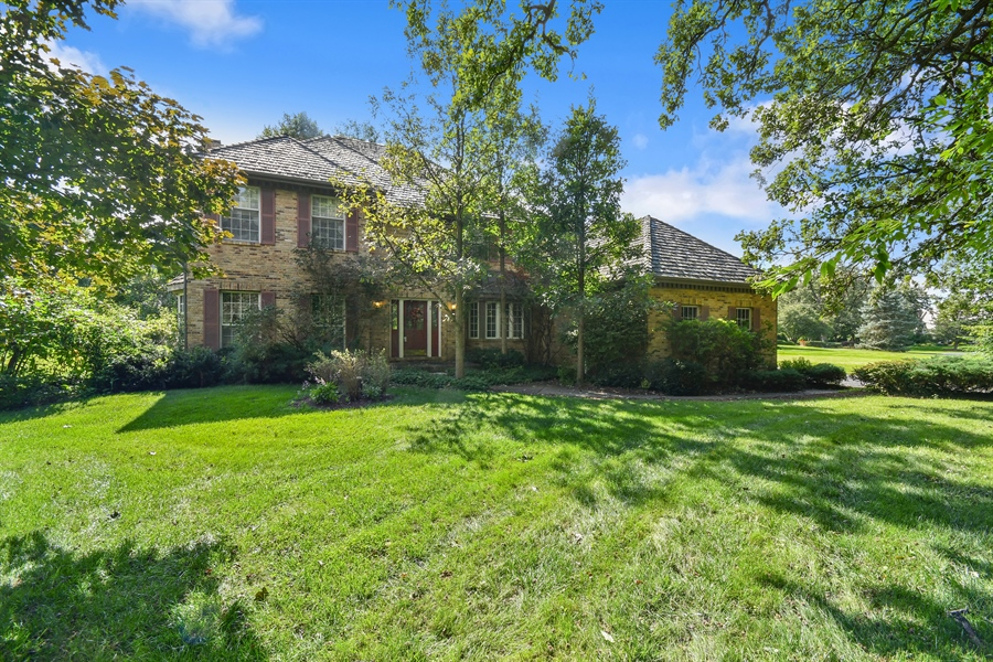 Real Estate Photography - 5N832 E. Ridgewood Drive, St. Charles, IL, 60175 - Front View