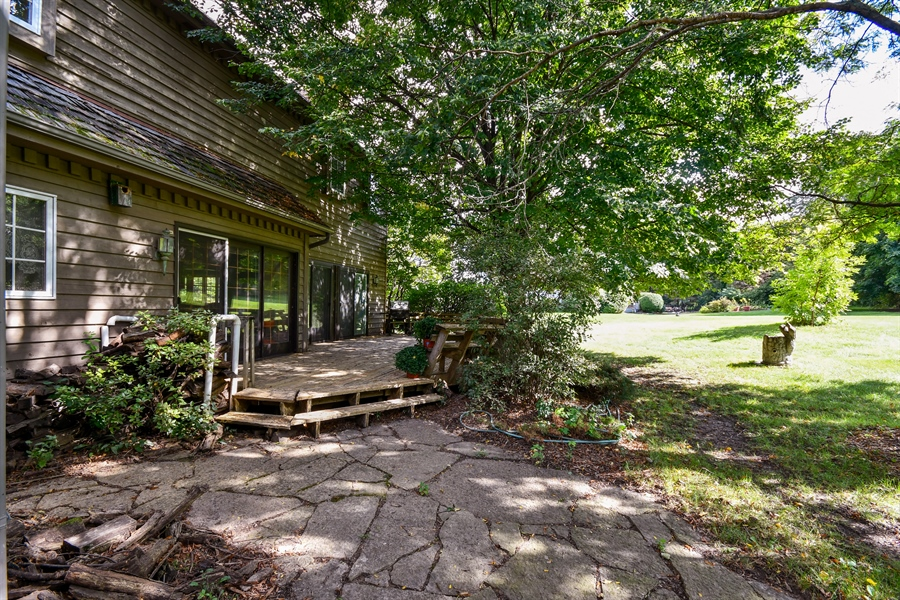 Real Estate Photography - 5N832 E. Ridgewood Drive, St. Charles, IL, 60175 - Patio