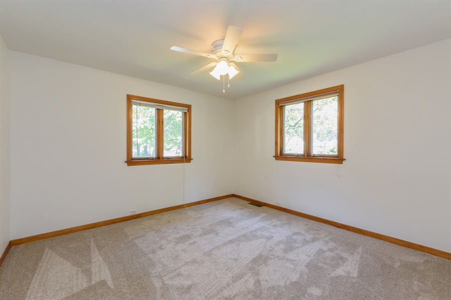 Real Estate Photography - 419 E. George St, Arlington Heights, IL, 60005 - 2nd Bedroom