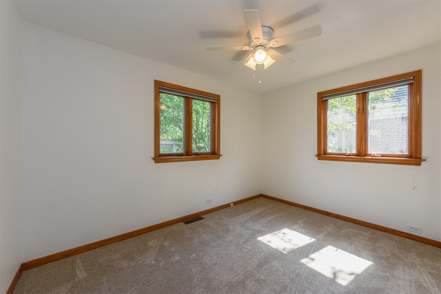 Real Estate Photography - 419 E. George St, Arlington Heights, IL, 60005 - 3rd Bedroom