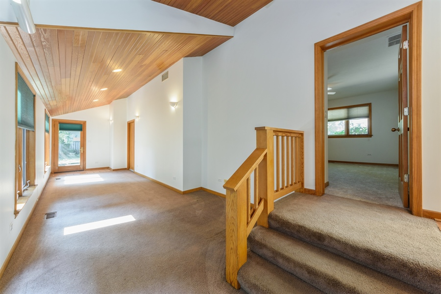 Real Estate Photography - 419 E. George St, Arlington Heights, IL, 60005 - Family Room