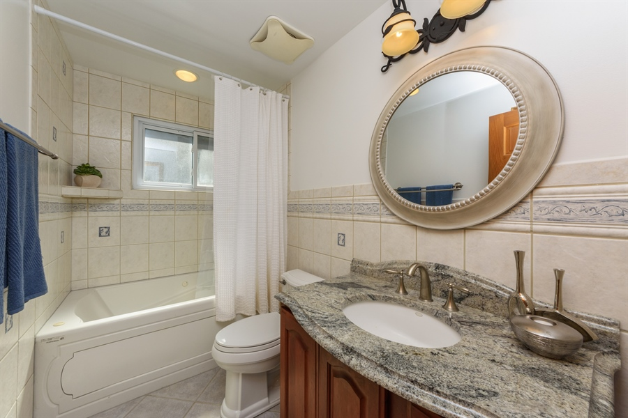 Real Estate Photography - 419 E. George St, Arlington Heights, IL, 60005 - Bathroom