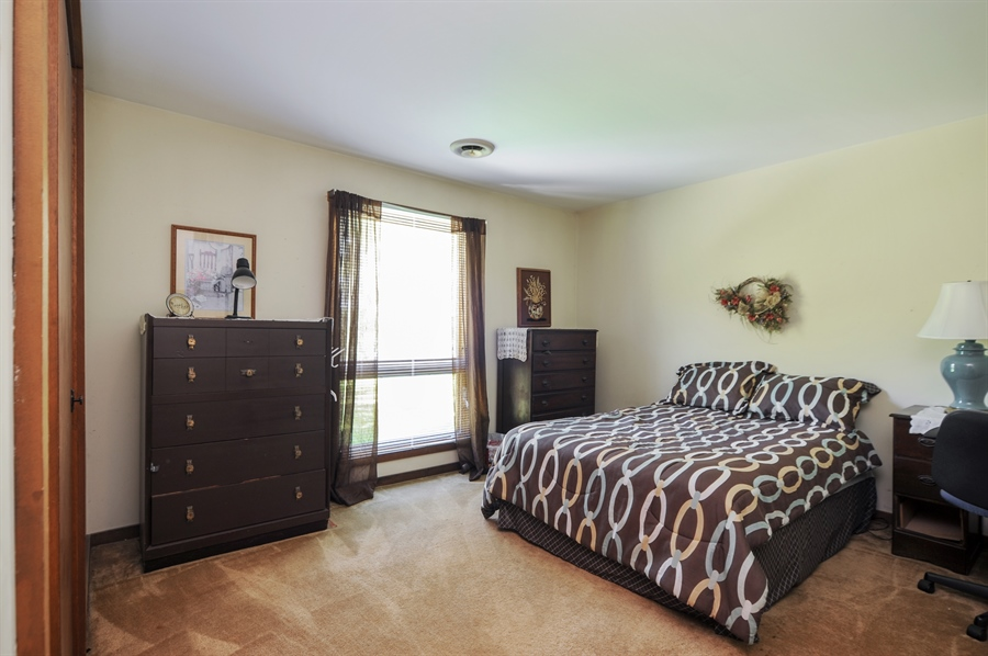Real Estate Photography - 2736 Knob Hill, Johnsburg, IL, 60051 - 2nd Bedroom