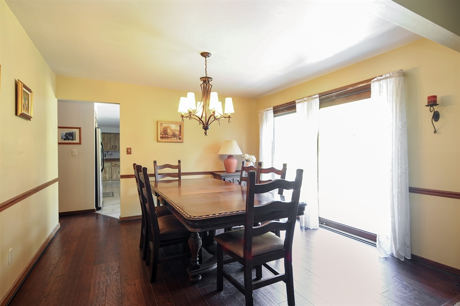Real Estate Photography - 2736 Knob Hill, Johnsburg, IL, 60051 - Dining Room