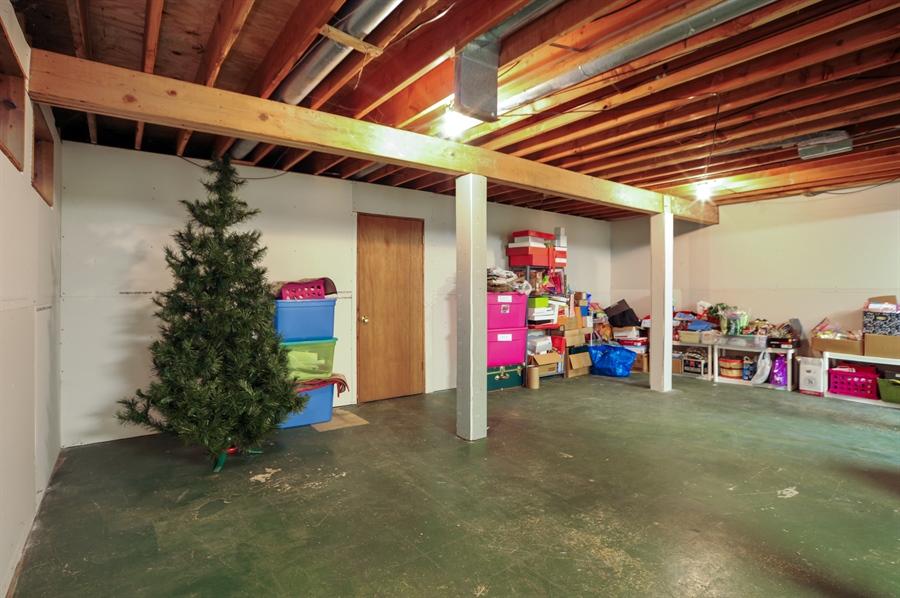 Real Estate Photography - 2736 Knob Hill, Johnsburg, IL, 60051 - Basement
