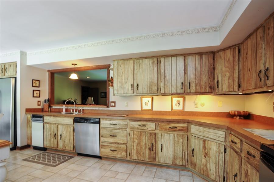 Real Estate Photography - 2736 Knob Hill, Johnsburg, IL, 60051 - Kitchen