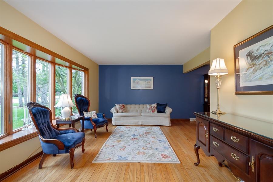 Real Estate Photography - 993 Tara Drive, Woodstock, IL, 60098 - Living Room