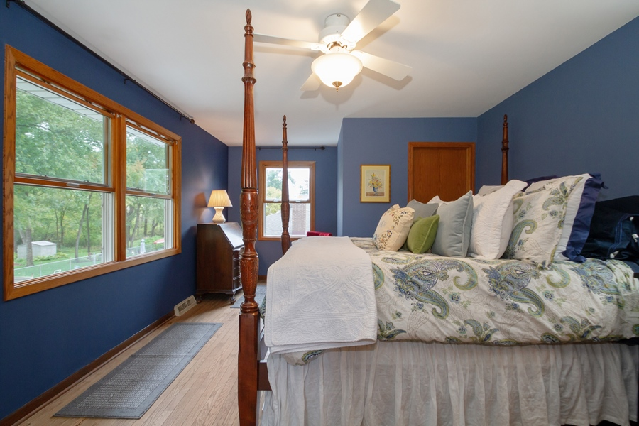 Real Estate Photography - 993 Tara Drive, Woodstock, IL, 60098 - Master Bedroom