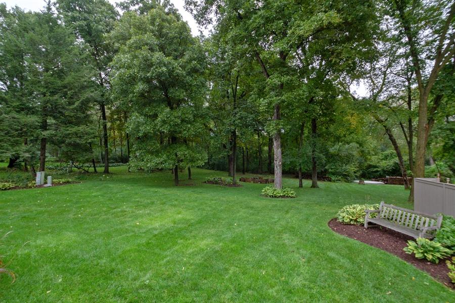 Real Estate Photography - 993 Tara Drive, Woodstock, IL, 60098 - Back Yard