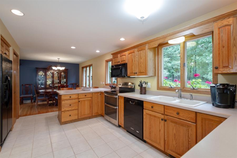 Real Estate Photography - 993 Tara Drive, Woodstock, IL, 60098 - Kitchen