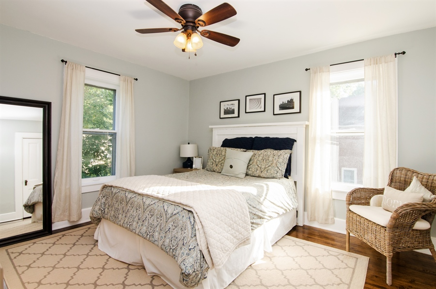 Real Estate Photography - 85 Center Street, Crystal Lake, IL, 60014 - Master Bedroom