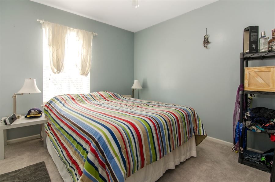 Real Estate Photography - 833 Willow, Lake In The Hills, IL, 60156 - 4th Bedroom