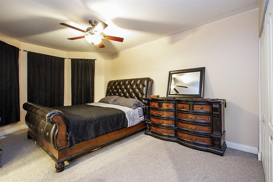Real Estate Photography - 6547 S. Ellis Avenue, Unit 1N, Chicago, IL, 60637 - Master Bedroom