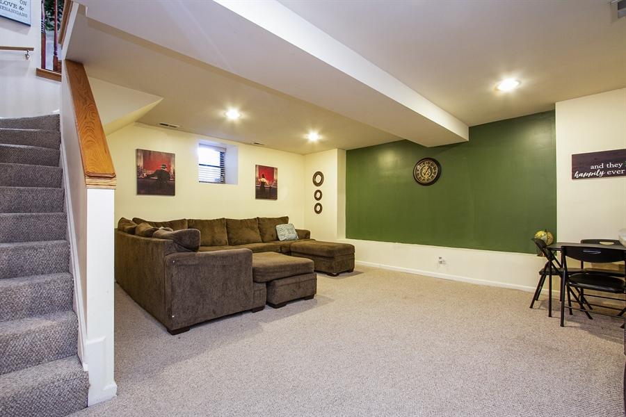 Real Estate Photography - 6547 S. Ellis Avenue, Unit 1N, Chicago, IL, 60637 - Lower Level