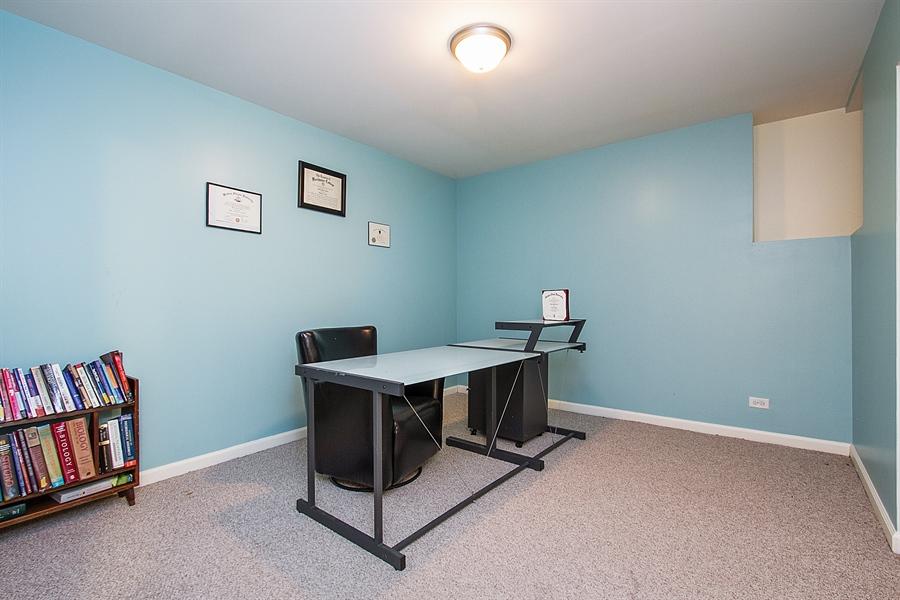 Real Estate Photography - 6547 S. Ellis Avenue, Unit 1N, Chicago, IL, 60637 - Bedroom