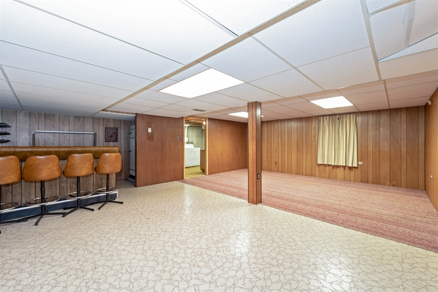 Real Estate Photography - 640 E. Tahoe Trail, Palatine, IL, 60074 - Lower Level