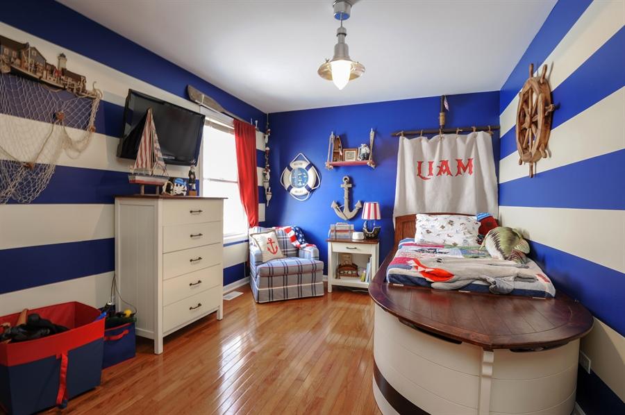 Real Estate Photography - 5701 Wonder Woods, Wonder Lake, IL, 60097 - Kids Bedroom