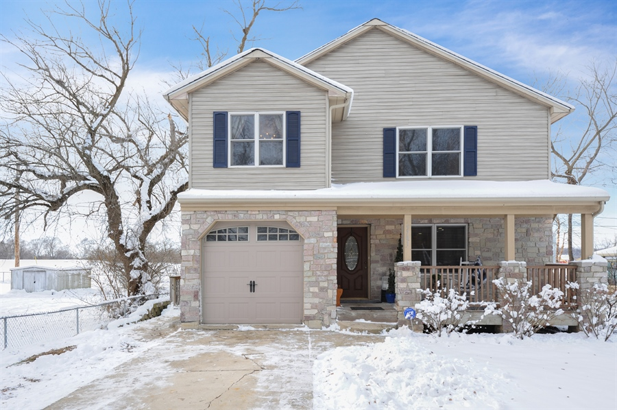 Real Estate Photography - 5701 Wonder Woods, Wonder Lake, IL, 60097 - Front View