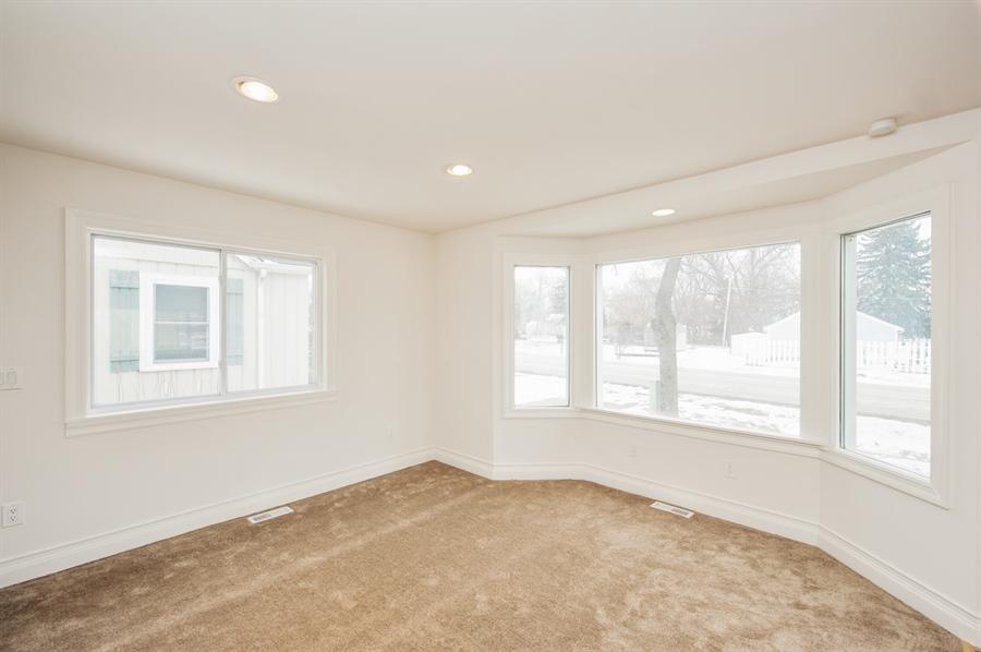 Real Estate Photography - 5121 Wonder Woods, 5121, Wonder Lake, IL, 60097 - Living Room