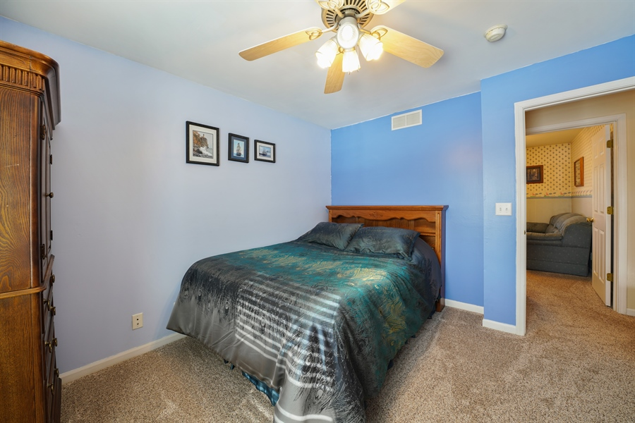 Real Estate Photography - 1480 C0L0RADO AVE, AURORA, IL, 60507 - 3rd Bedroom