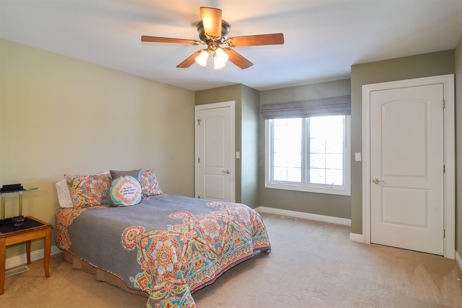 Real Estate Photography - 21558 W Goldfinch Ct, Kildeer, IL, 60047 - 3rd Bedroom