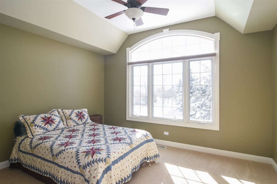 Real Estate Photography - 21558 W Goldfinch Ct, Kildeer, IL, 60047 - 4th Bedroom