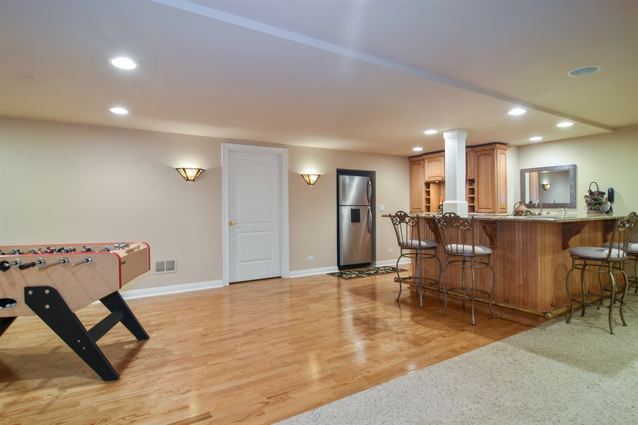Real Estate Photography - 21558 W Goldfinch Ct, Kildeer, IL, 60047 - Lower Level