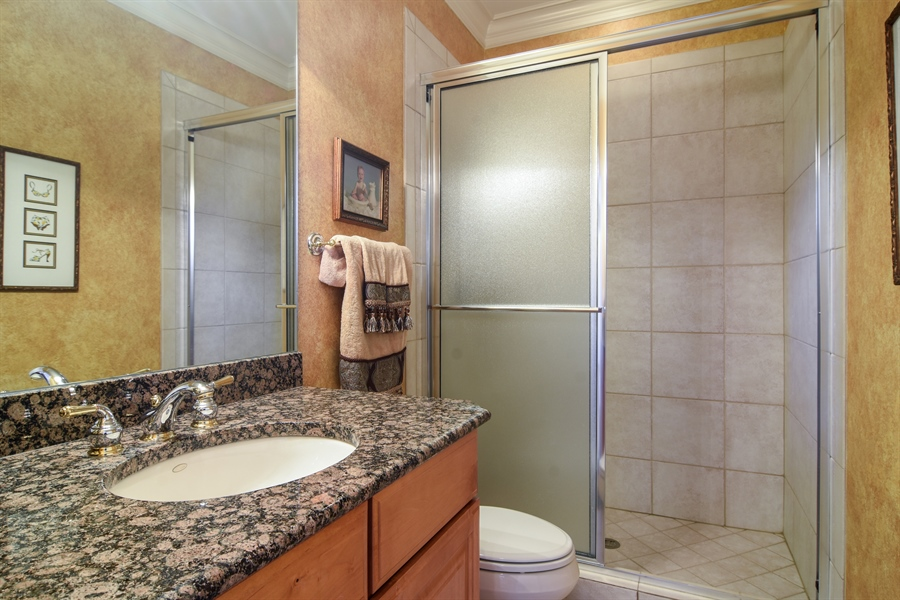 Real Estate Photography - 21558 W Goldfinch Ct, Kildeer, IL, 60047 - Bathroom