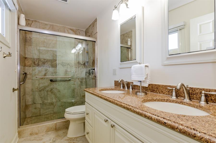 Real Estate Photography - 835 Glendale Drive, Crystal Lake, IL, 60014 - Master Bathroom