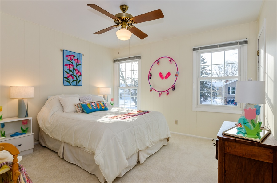 Real Estate Photography - 835 Glendale Drive, Crystal Lake, IL, 60014 - 4TH BEDROOM