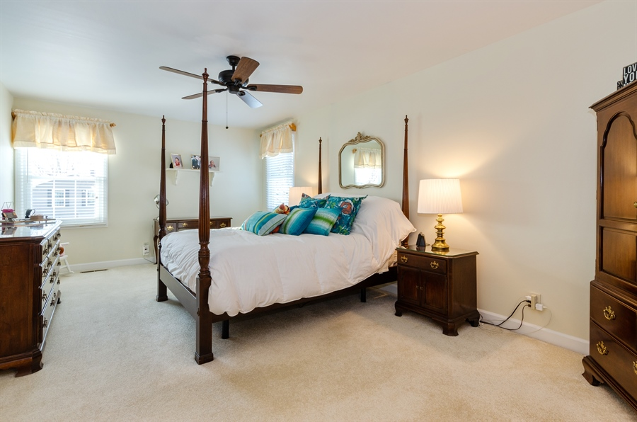 Real Estate Photography - 835 Glendale Drive, Crystal Lake, IL, 60014 - Master Bedroom