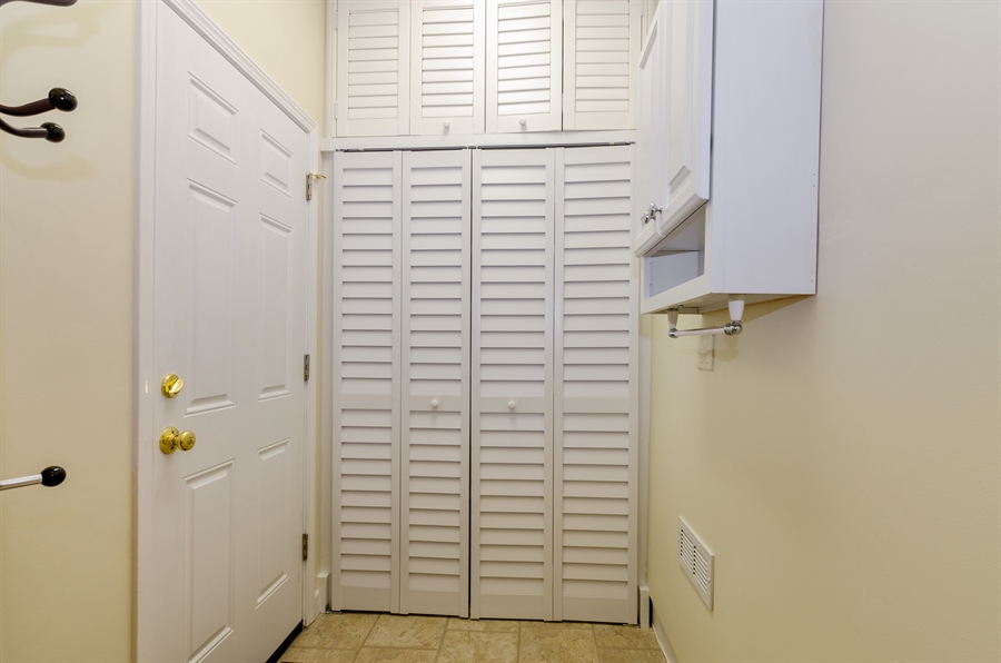Real Estate Photography - 835 Glendale Drive, Crystal Lake, IL, 60014 - PANTRY/MUDROOM OFF GARAGE