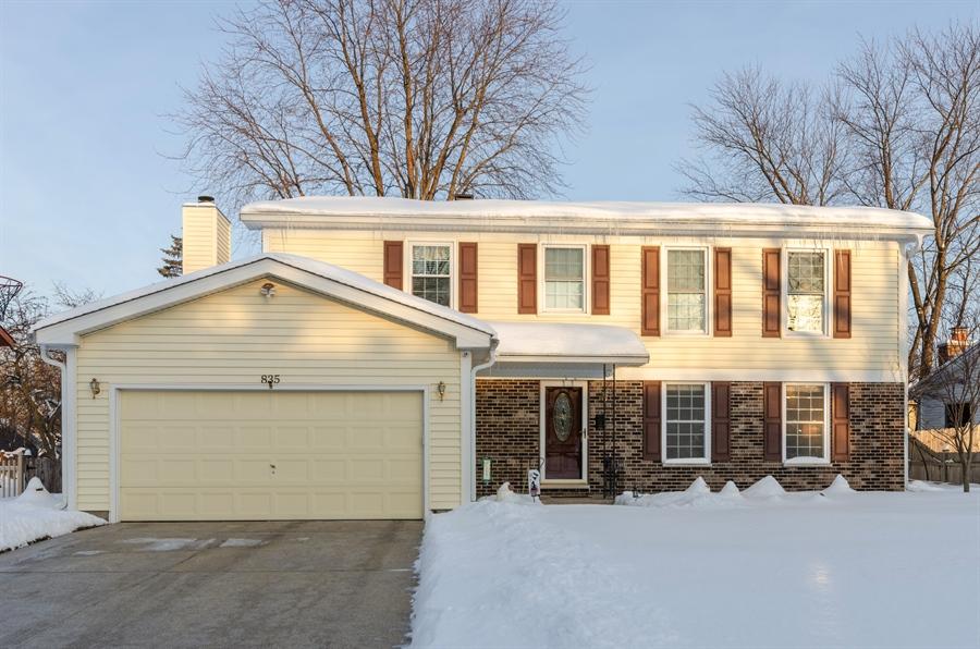 Real Estate Photography - 835 Glendale Drive, Crystal Lake, IL, 60014 - 835 GLENDALE DRIVE