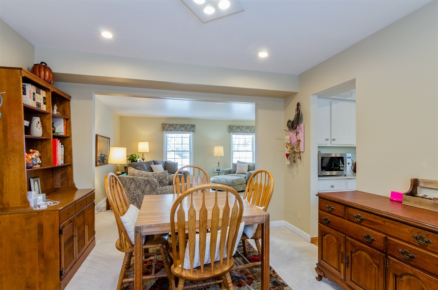 Real Estate Photography - 835 Glendale Drive, Crystal Lake, IL, 60014 - DINING ROOM