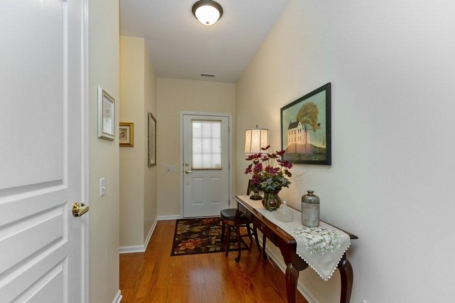 Real Estate Photography - 12627 Rock Island Trail, Huntley, IL, 60142 - Foyer