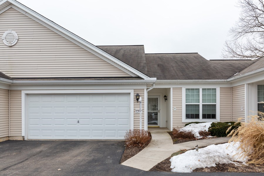 Real Estate Photography - 12627 Rock Island Trail, Huntley, IL, 60142 - Front View