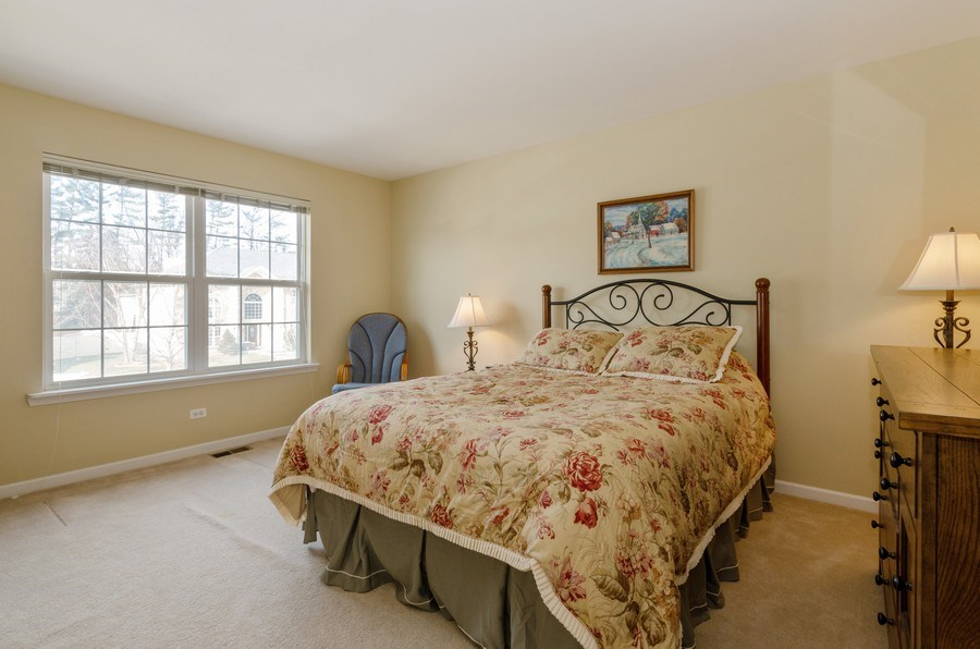 Real Estate Photography - 57 Sarah Dr., Crystal Lake,, IL, 60014 - 3rd Bedroom