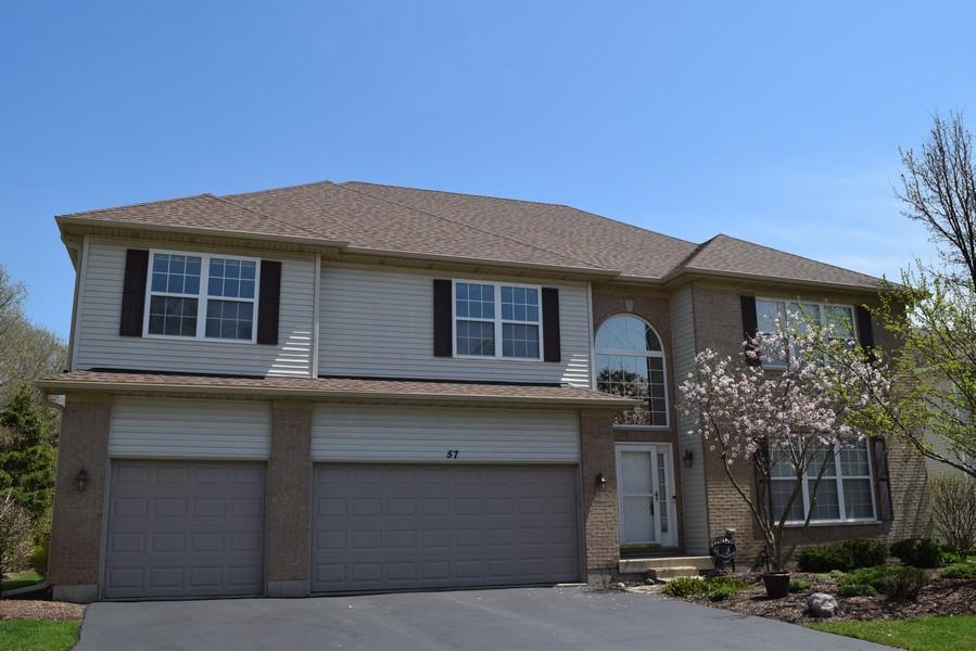 Real Estate Photography - 57 Sarah Dr., Crystal Lake,, IL, 60014 -