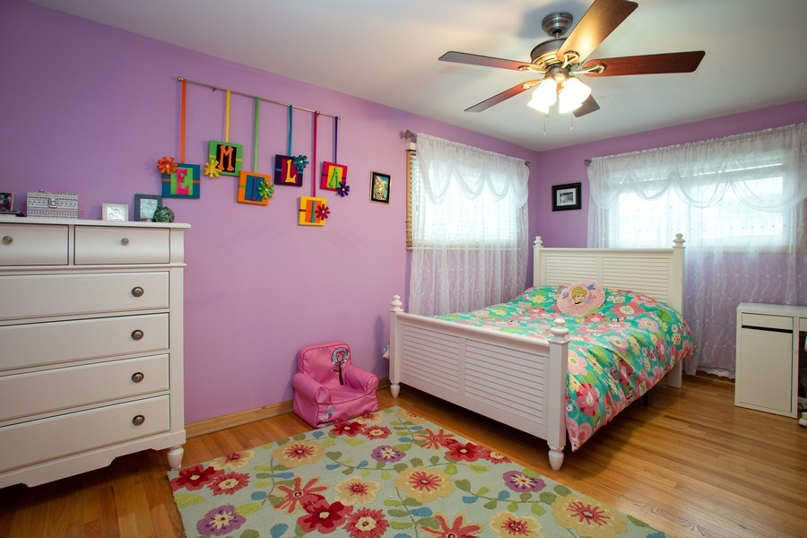 Real Estate Photography - 237 W Devon, Roselle, IL, 60172 - Bedroom