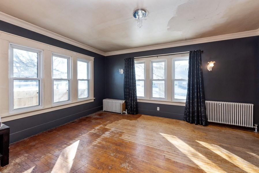 Real Estate Photography - 1706 Western Avenue, Manitowoc, WI, 54220 - Living Room