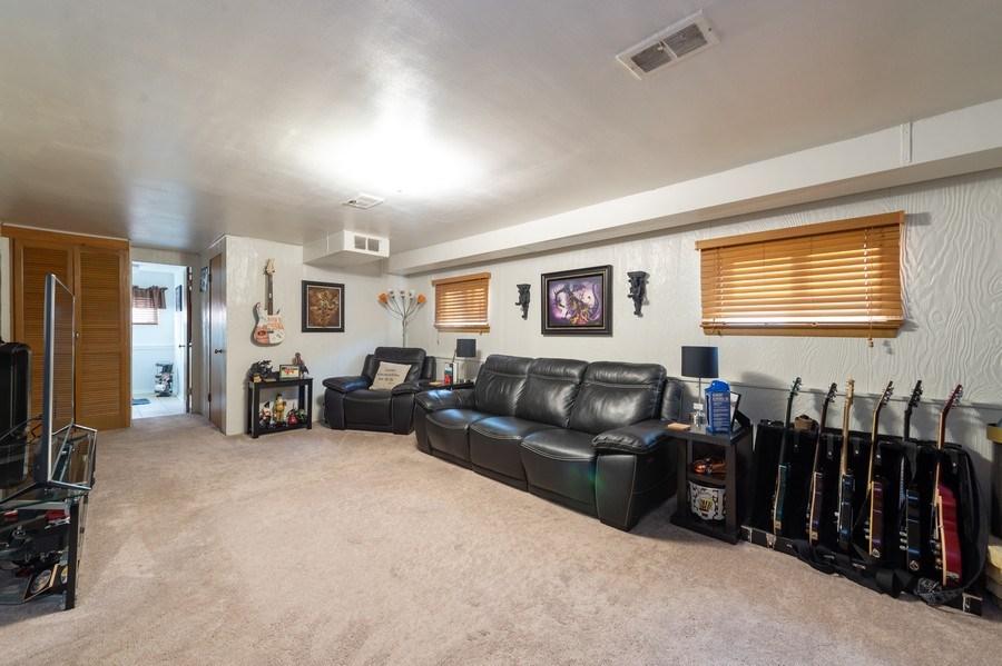 Real Estate Photography - 720 S LaGrange Rd, La Grange, IL, 60525 - Basement