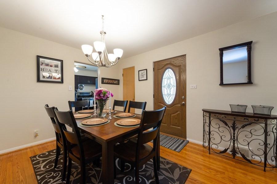 Real Estate Photography - 720 S LaGrange Rd, La Grange, IL, 60525 - Dining Room