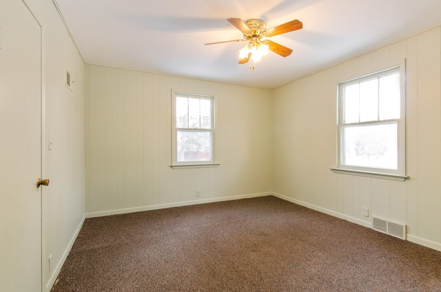 Real Estate Photography - 684 Grand Ave., Elgin, IL, 60120 - Master Bedroom